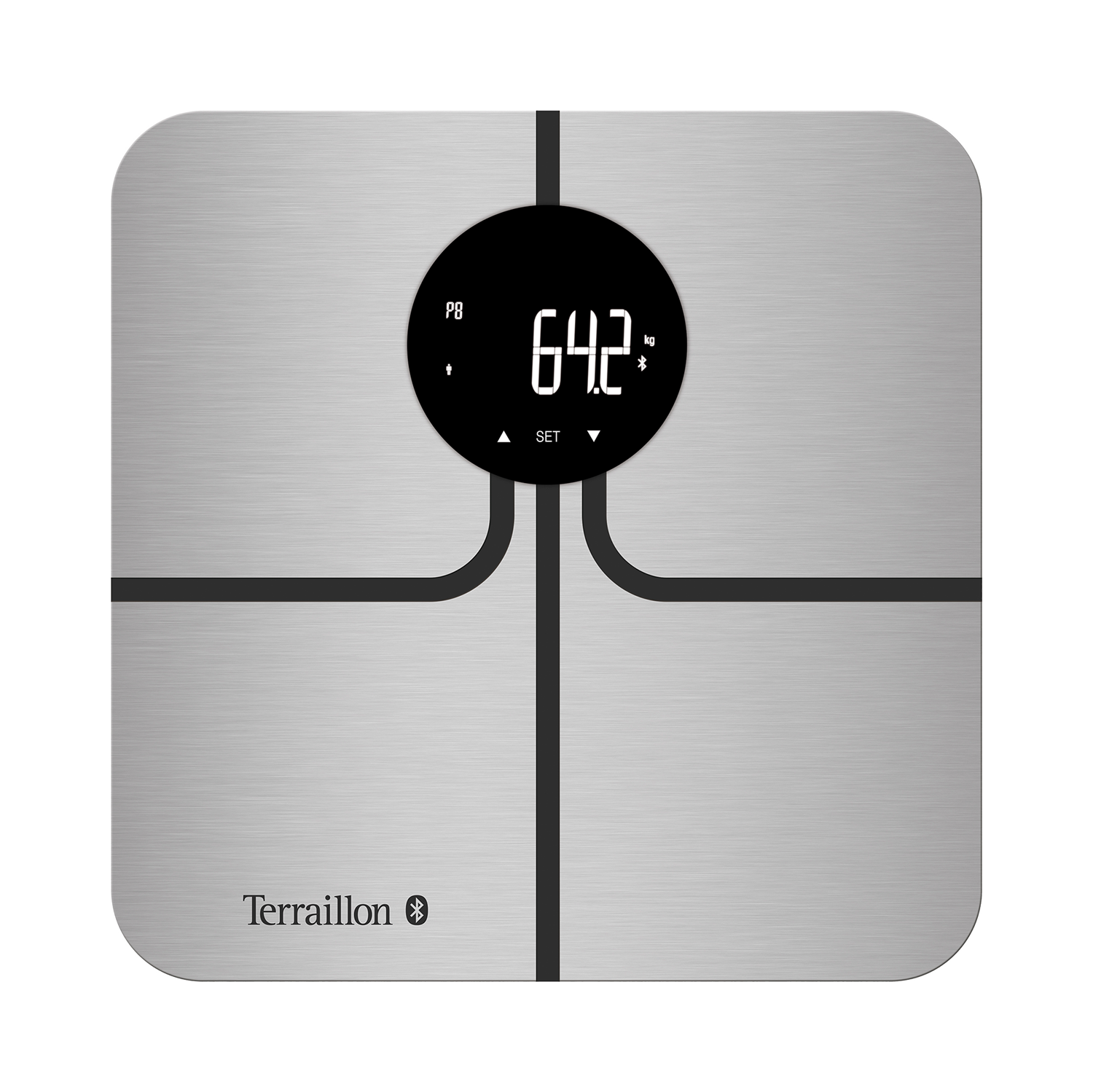R LINK Link The Thinnest Smart Scale In World